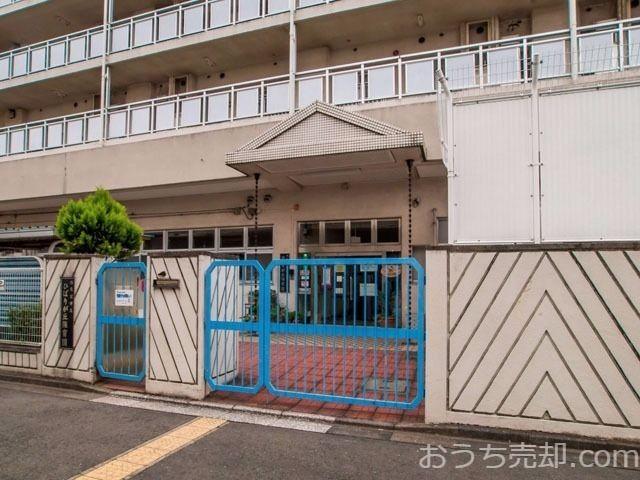 西東京市ひばりが丘二丁目に所在する、ひばりが丘保育園のご紹介です。