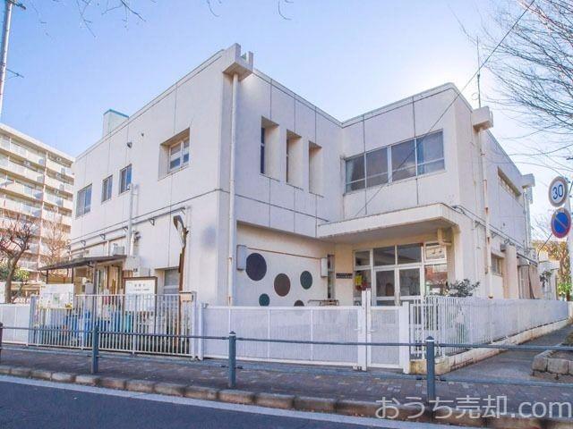 西東京市富士町一丁目に所在する、はこべら保育園のご紹介です。