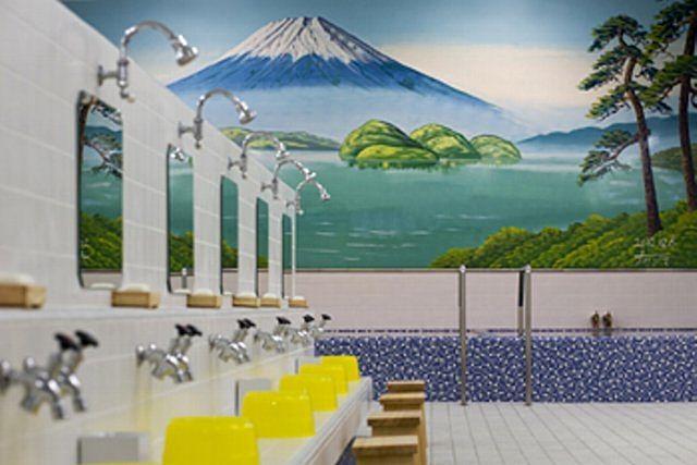 10月の薬湯はラベンダー湯!西東京市内の公衆浴場で楽しめます。10月11日(日)家族みんなでお風呂に行こう!!