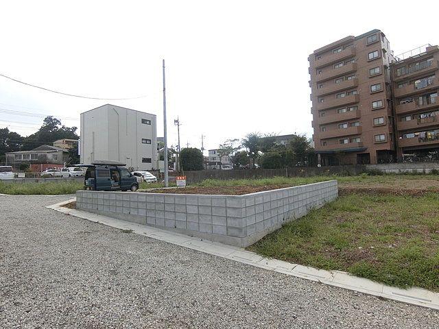 さいたま市緑区の区画整理地・東北方向