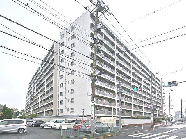 武蔵野スカイハイツ 総戸数342戸のビッグコミュニティ!室内は新規内装リノベーション済み!西原保育園まで徒歩約8分