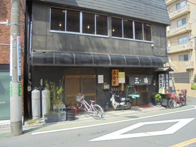 お寿司屋さんなのですが、ふわっとした肉厚の鰻が食べられるお店です。