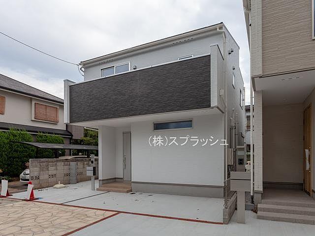 練馬区立下石神井小学校学区域の全2棟新築一戸建て!西武新宿線「上井草」駅徒歩15分