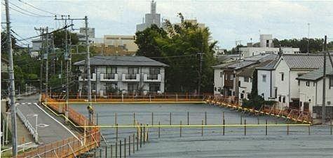 西東京市泉町三丁目1747番2 地積1,527.14㎡(461.96坪)の入札します