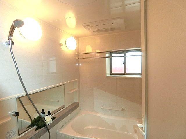 コニファーコート武蔵関弐番館リバーフロント浴室