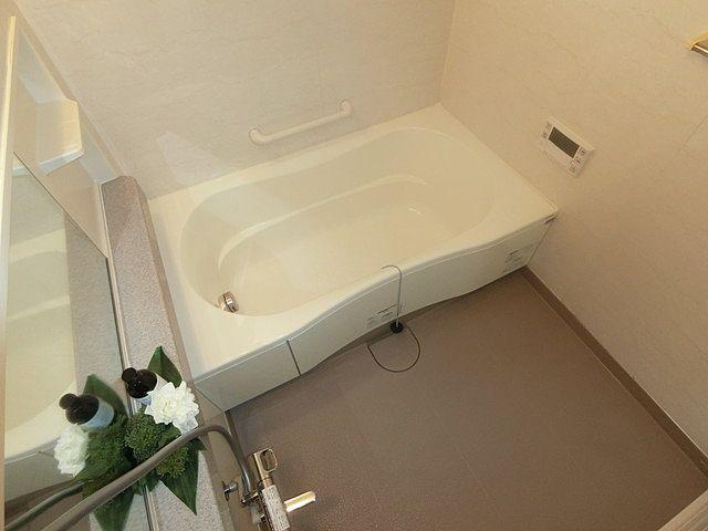 コニファーコート武蔵関弐番館リバーフロントの浴室