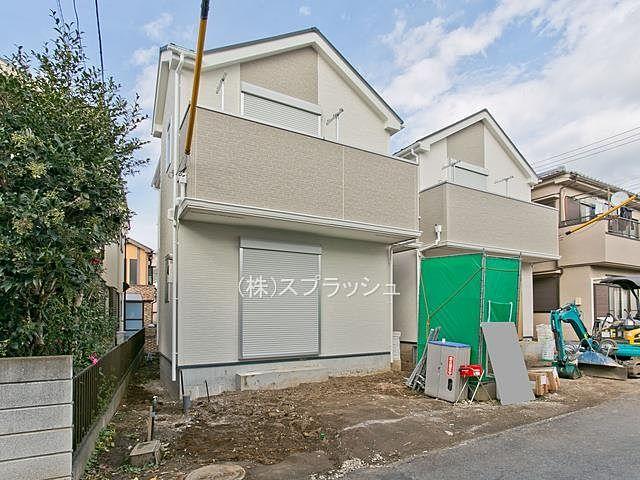 西東京市東伏見5丁目新築一戸建て 仲介手数料無料 おうちナビ