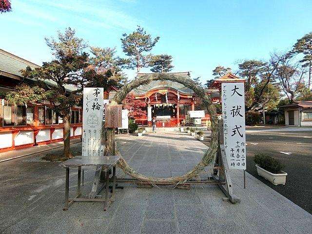 師走の朔日参り(東伏見稲荷神社)