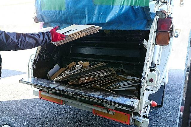 年末年始のゴミや資源物の収集イメージ写真