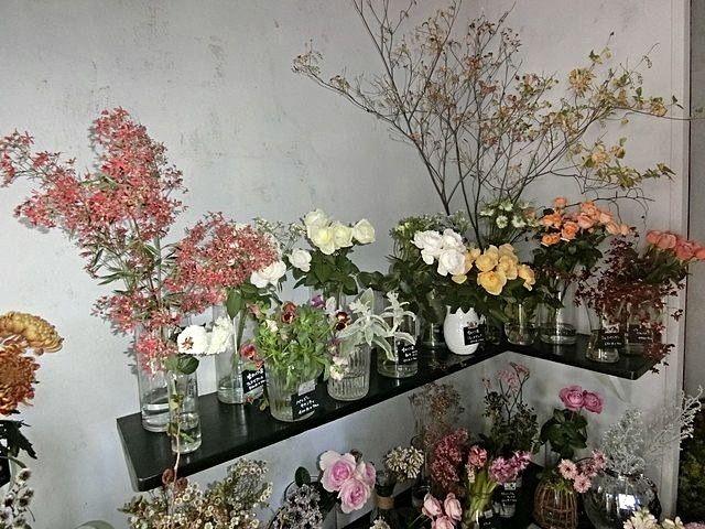 atelier flocorir の店内2