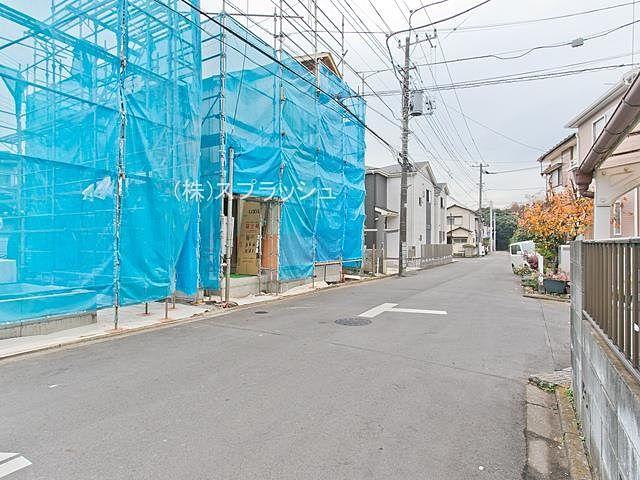 西東京市立上向台小学校学区域の全2棟新築一戸建て!西武新宿線「田無」駅徒歩19分!西東京向台町6丁目