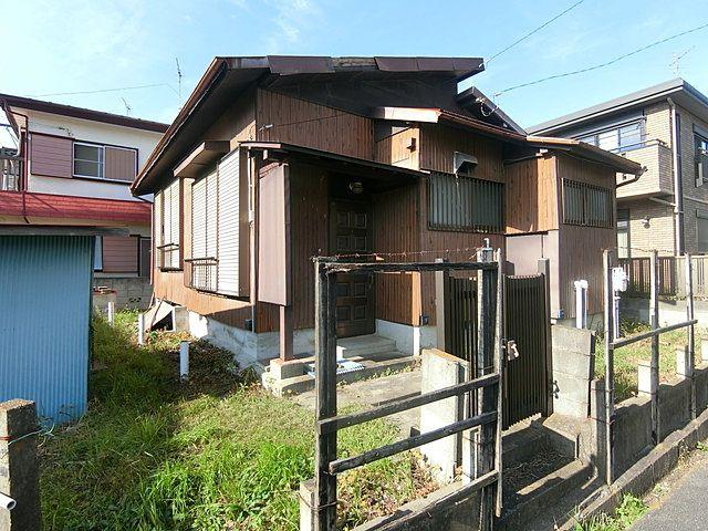 西東京市内の空き家、どんなに古くても買います!解体せず現況のままでOKです