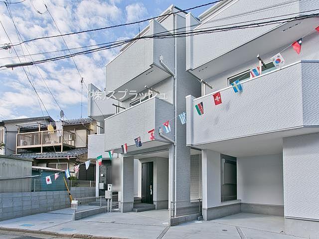 西東京市立谷戸小学校が学区域の新築一戸建て!人気の「ひばりヶ丘」駅徒歩圏 西東京市緑町3丁目