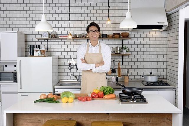男性の料理教室 イメージ画像