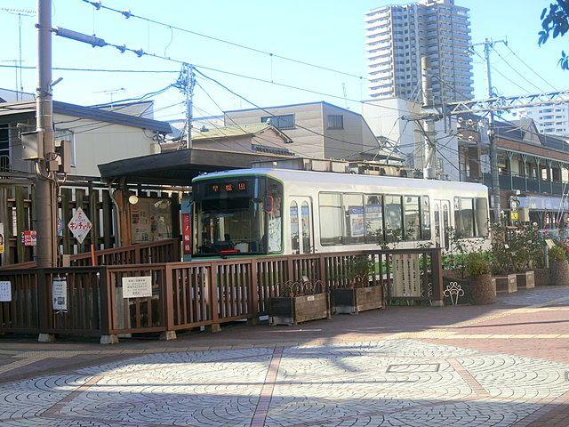 都電荒川線の終点「三ノ輪橋」駅