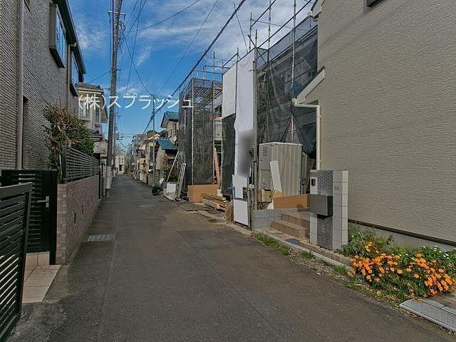 西東京市立保谷第一小学校が学区域の全2棟新築一戸建て!西武池袋線「保谷」駅徒歩10分 西東京市下保谷3丁目