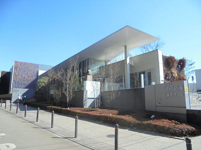 石神井公園ふるさと文化館の外観