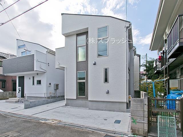 西東京市内で売りに出ている新築住宅
