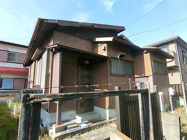 西東京市向台町の空き家