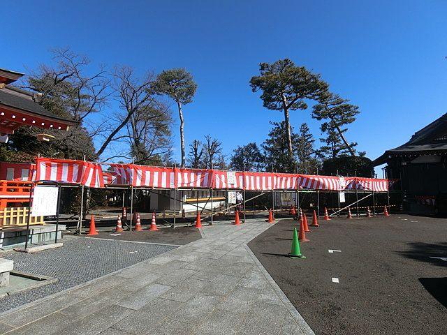 2019.2.1撮影 東伏見稲荷神社4