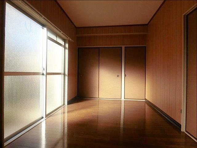 長い期間空室が続く一室